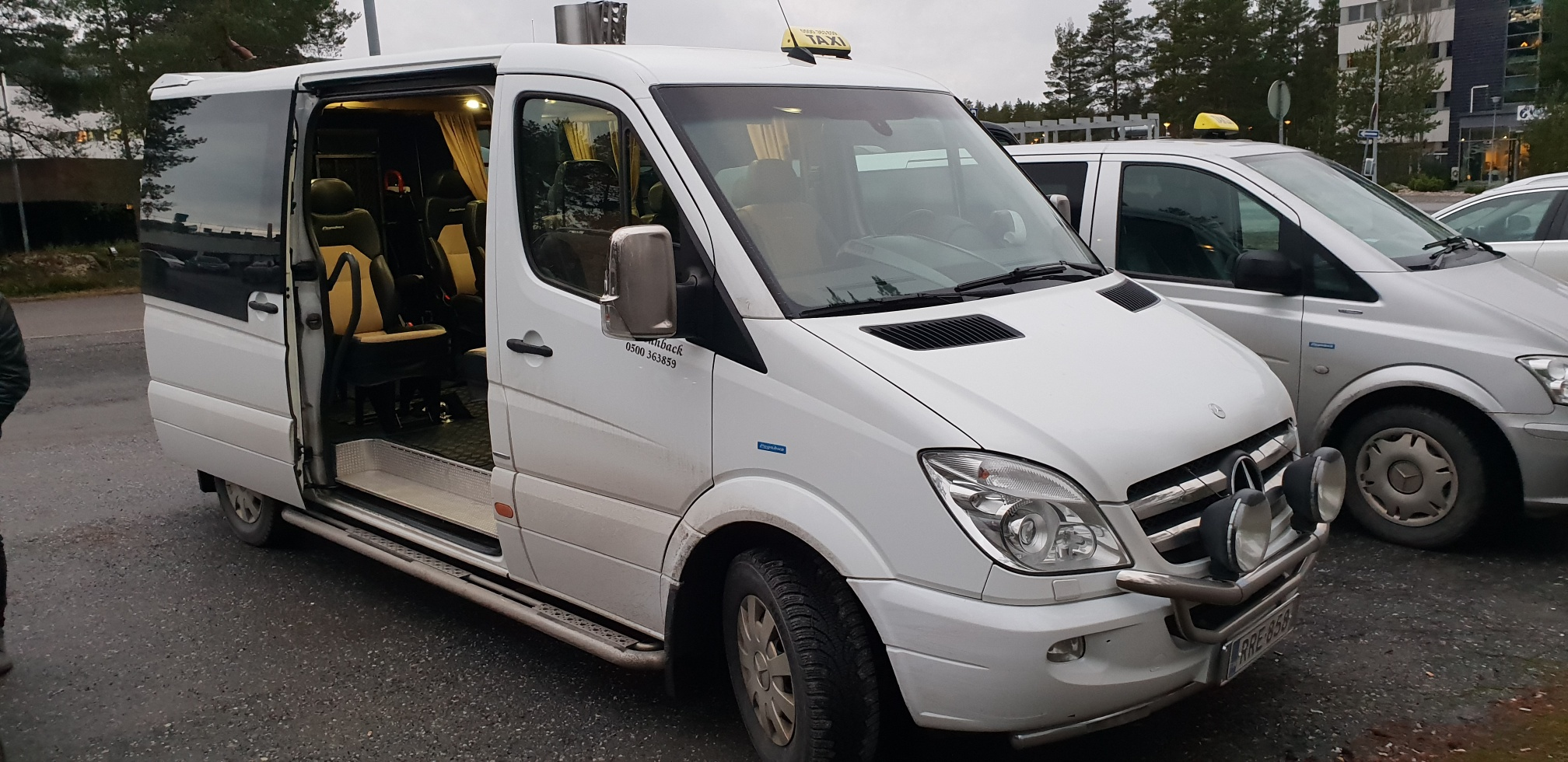 VW Crafter autom